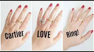 cartier love ring is a great investment