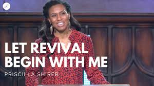 Going Beyond Ministries with Priscilla Shirer - Let Revival Begin with Me -  YouTube