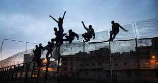 African Migration At Europe S Southern Border Surges Despite Heavily Fortified Fences Cbs News