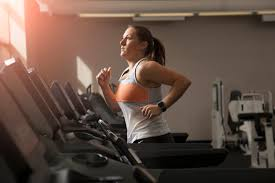 cardio machine in the gym