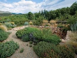 an eco friendly santa fe garden