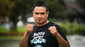 Lance Bryant batters Aaron Russell to win IBO Oriental title   Stuff.co.nz