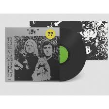 Ty Segall White Fence Joy Lp Vinyl Tip On Sleeve