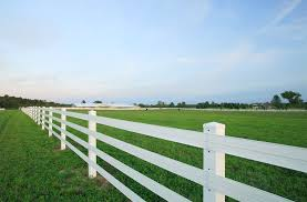 Save On Beautiful Fencing From Ramm Fence Stable Style