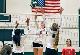 VOLLEYBALL: Ripon spikes Buffs in five - Manteca Bulletin