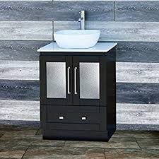 bathroom vanity solid wood 24 inch