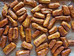 homemade pretzel bites i am baker