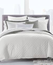 locked geo cotton king duvet cover