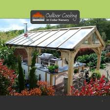 outdoor cooking guide from kitchen in
