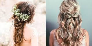 Trendy 2019 Modne Fryzury Slubne Dla Panny Mlodej Swiadkowej I