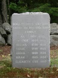 Abigail Roberts (1798-1820) - Find A Grave Memorial