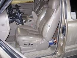2007 gmc yukon bucket seat covers