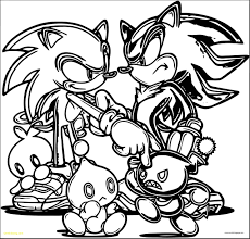 Printable Coloring Free Pages Sonic Hedgehog Car Decals Mario For Kids Tails Action Figure Crediblebh Slavyanka