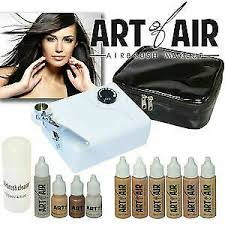 cosmetic airbrush makeup kit fair