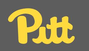Pitt University Of Pittsburgh Ncaa Yellow Vinyl Decal Ebay