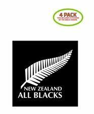 Zealand All Blacks Rugbyteam White Vinyl Mega Decal Sticker For Sale Online Ebay