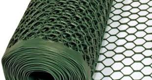 Tenax 2 Ft X 25 Ft Green Poultry Hex Fence 060789 At The Home Depot Chickens Backyard Dog Fence Building A Chicken Coop