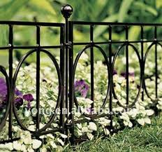 Garden Border Fencing Google Search Garden Fence Panels Fence Landscaping Iron Fence