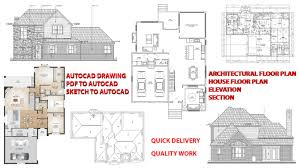 sketch image pdf floor plan elevation