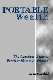 Portable Wealth : Adam Starchild : 9780873649599