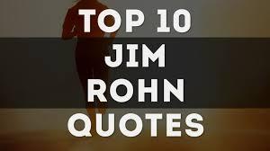 Top Quotes of personal development   Jim Rohn