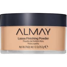 almay loose finishing powder natural