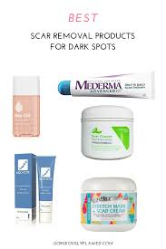 how to remove dark spots on legs 7