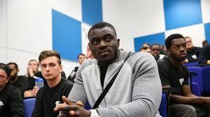 Efe Obada makes Carolina Panthers roster   NFL News   Sky Sports