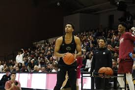 Much to Give, Plenty to Prove: Seth Towns Returns Home | Sports | The  Harvard Crimson