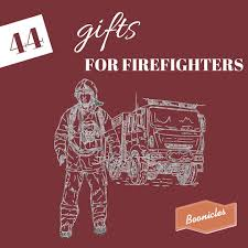 44 unique gifts for firefighters that