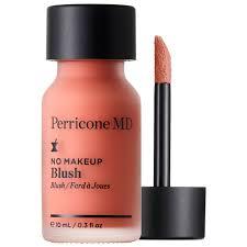 no makeup blush perricone md sephora