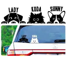 Your Place To Buy And Sell All Things Handmade Boo The Dog Dog Peeking Dog Decals