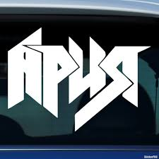 Decal Aria Russian Heavy Metal Band Buy Vinyl Decals For Car Or Interior Decal Factory Stickerpro Different Colors And Sizes Is Avalable Free World Wide Delivery