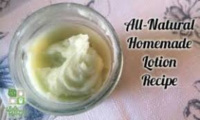 homemade lotion recipe wellness mama