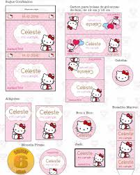Kit Imprimible Hello Kitty 2019 Completo Promo 2x1 99 99 En