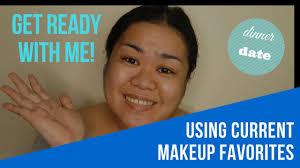 grwm using my cur favorite makeups