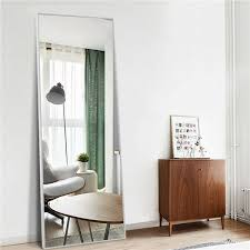 flutia full length wall mounted mirror