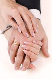 Meski Manicure Wedding Rings Engagement Engagement Rings