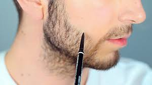 fill in sp areas of your beard