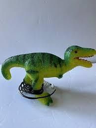T Rex Dinosaur Lamp Boy Kids Room Nursery Ebay