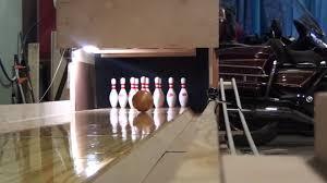diy bowling lane project you
