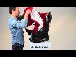 maxi cosi tobi how to remove the