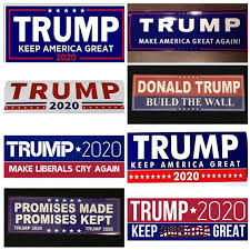 2020 Donald Trump Car Sticker For President 2020 Bumper Make America Great Again Car Stickers Accessories Car Styling Decal Decor B5601 From Good Case 1 39 Dhgate Com