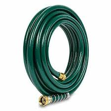 gilmour pro commercial garden hose red