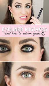 make yourself look older using makeup