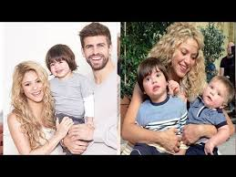 shakira husband and kids unseen photos