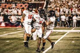 Douglas Coleman III - Football - Texas Tech Red Raiders