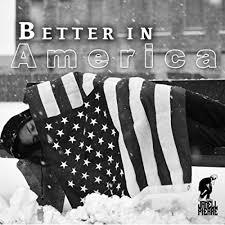 Better in America (feat. Ivan Ellis, Aneylia Kane & Gericho) [Explicit] by  Jamell Pierre on Amazon Music - Amazon.co.uk