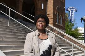 Sarah Collins Rudolph revisits 16th Street Baptist Church and recalls the  moment the bomb went off | The Birmingham Times