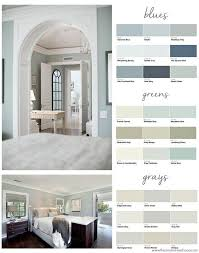 most common interior paint colors or